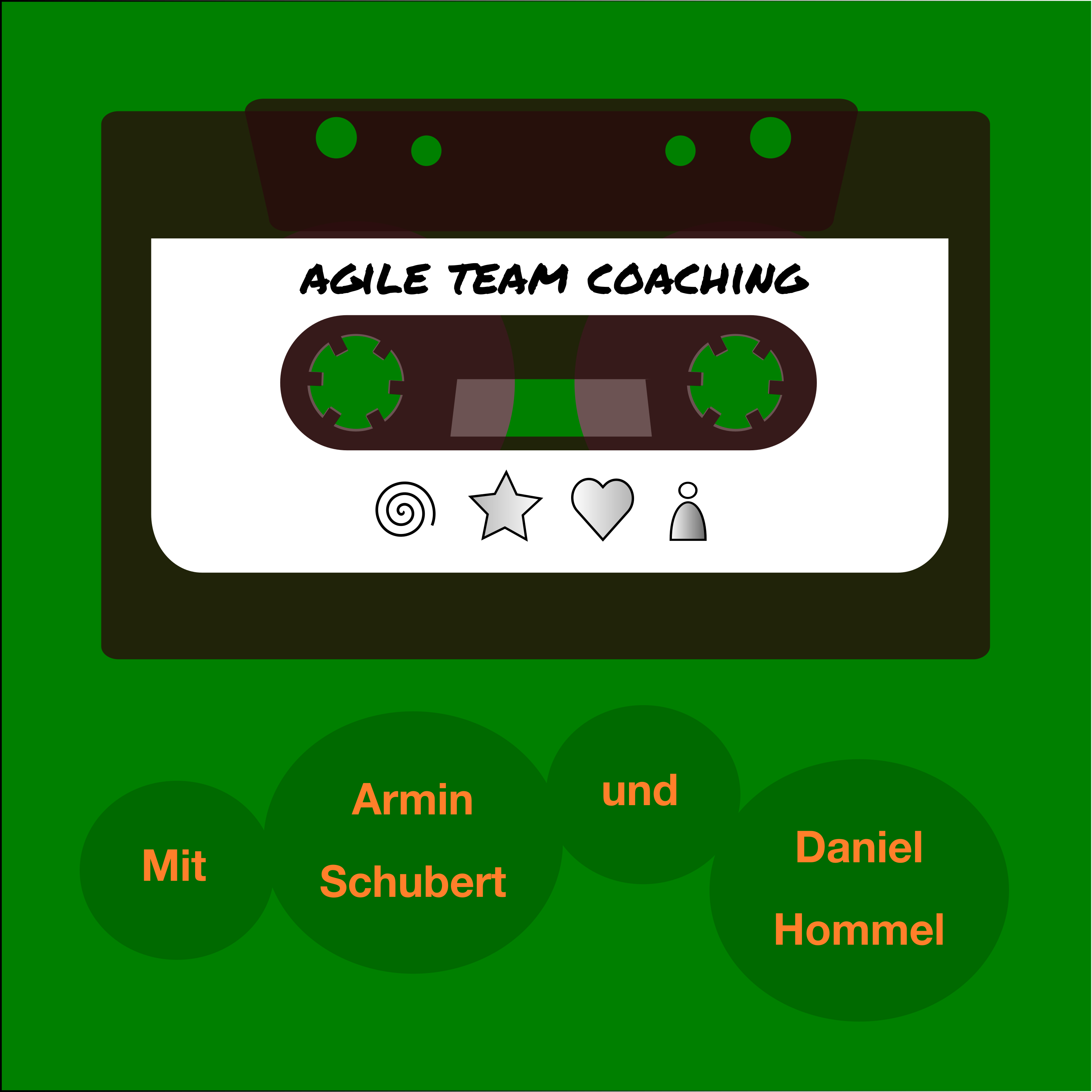 Agile Teamcoaching Podcast Zentrale